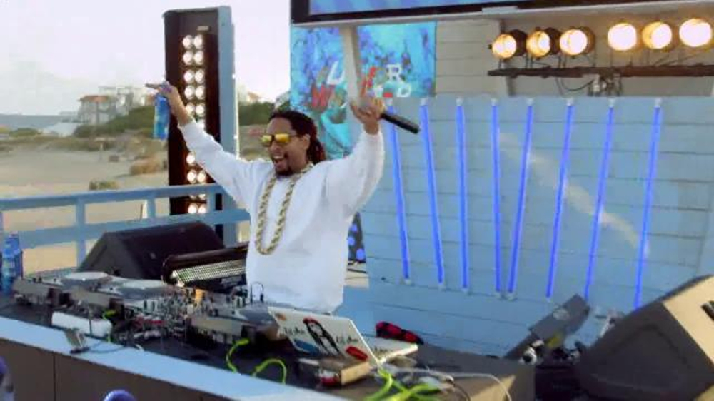 Bud Light TV Commercial, 'Dropping the Beat With Lil Jon'