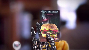Red Robin Limited Edition Gift Card TV Spot, 'Terminator Genisys' - Thumbnail 3