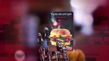 Red Robin Limited Edition Gift Card TV Spot, 'Terminator Genisys' - Thumbnail 4