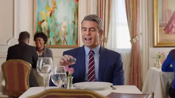 Snapple TV Spot, 'No Bordeaux' Featuring Andy Cohen - Thumbnail 1