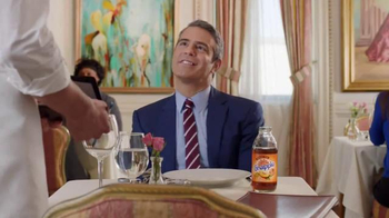 Snapple TV Spot, 'No Bordeaux' Featuring Andy Cohen - Thumbnail 7