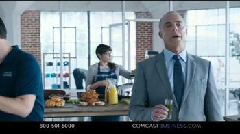 Comcast Business TV Spot, 'Perks' - Thumbnail 2