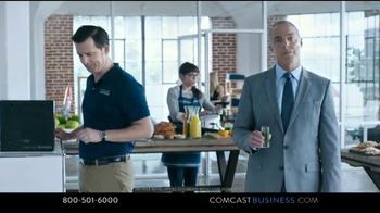 Comcast Business TV Spot, 'Perks' - Thumbnail 4