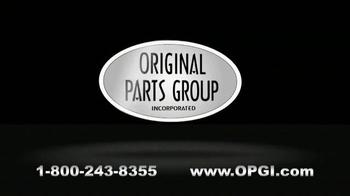 Original Parts Group Inc TV Spot, 'Your Source' - Thumbnail 1