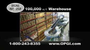 Original Parts Group Inc TV Spot, 'Your Source' - Thumbnail 3