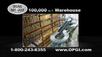 Original Parts Group Inc TV Spot, 'Your Source' - Thumbnail 4