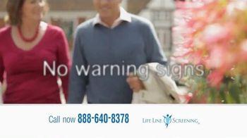 Life Line Screening TV Spot, 'Screenings for Cardiovascular Diseases' - Thumbnail 2