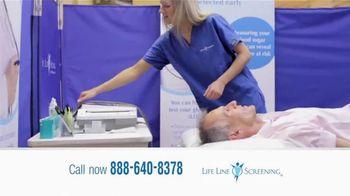 Life Line Screening TV Spot, 'Screenings for Cardiovascular Diseases' - Thumbnail 7
