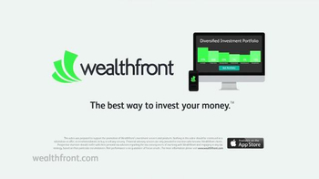 Wealthfront TV Spot, 'How Should You Invest Your Money?' - Thumbnail 8