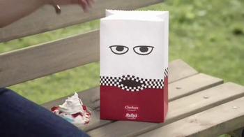 Checkers & Rally's Sunday Stackers TV Spot, 'Sweet Teeth with Mr. Bag' - Thumbnail 2