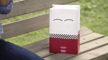Checkers & Rally's Sunday Stackers TV Spot, 'Sweet Teeth with Mr. Bag' - Thumbnail 4