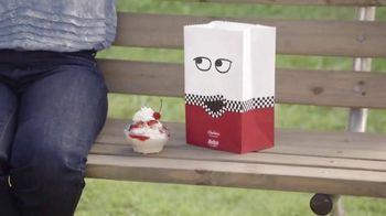 Checkers & Rally's Sunday Stackers TV Spot, 'Sweet Teeth with Mr. Bag'