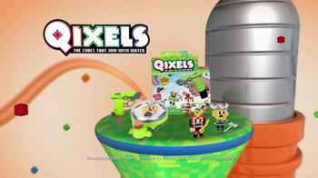 Qixels TV Spot, 'Nickelodeon: New + Now' - Thumbnail 10