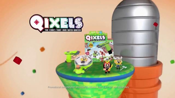 Qixels TV Spot, 'Nickelodeon: New + Now' - Thumbnail 9