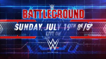 WWE Network TV Spot, '2015 Battleground' - Thumbnail 10