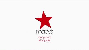 Macy's la Venta de un Día TV Spot, 'Ofertas del día' [Spanish] - Thumbnail 7