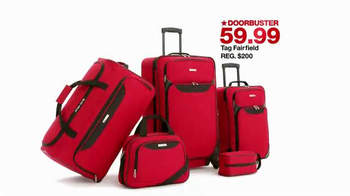 Macy's One Day Sale TV Spot, 'Luggage and Ties' - Thumbnail 8
