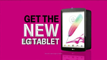 T-Mobile TV Spot, 'Father's Day Free Tablet' Song by J-Man - Thumbnail 3