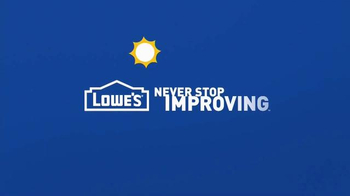 Lowe's Father's Day Savings TV Spot, 'Grills and Appliances' - Thumbnail 9
