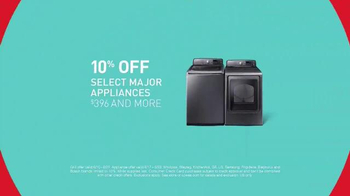 Lowe's Father's Day Savings TV Spot, 'Grills and Appliances' - Thumbnail 5