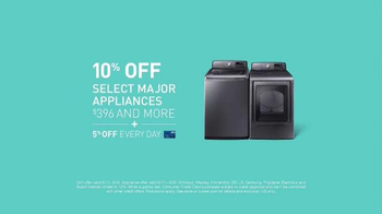 Lowe's Father's Day Savings TV Spot, 'Grills and Appliances' - Thumbnail 6