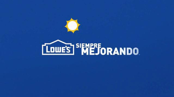 Lowe's TV Spot, 'Ahorros del día del padre: DeWalt y Shop-Vac' [Spanish] - Thumbnail 8