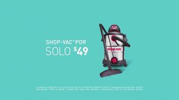 Lowe's TV Spot, 'Ahorros del día del padre: DeWalt y Shop-Vac' [Spanish] - Thumbnail 6