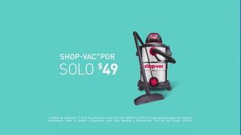 Lowe's TV Spot, 'Ahorros del día del padre: DeWalt y Shop-Vac' [Spanish] - Thumbnail 7