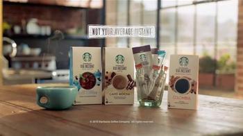 Starbucks VIA Instant TV Spot, 'On the Balcony' - Thumbnail 9