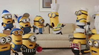 XFINITY X1 Voice Remote TV Spot, 'Minions Favorite Show'