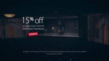 VISA Checkout TV Spot, 'The Concerto' - Thumbnail 9