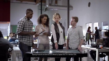 Capital One Spark Cash Card TV Spot, 'Make the Most' - Thumbnail 6