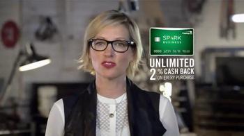 Capital One Spark Cash Card TV Spot, 'Make the Most' - Thumbnail 7