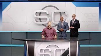 HBO TV Spot, 'Ballers Season One: Sportscenter Promo' - 9 commercial airings