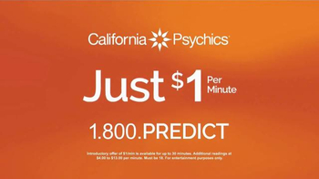 California Psychics TV Spot, 'Answers to Your Questions' - Thumbnail 8