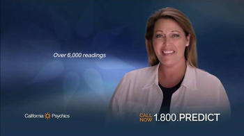 California Psychics TV Spot, 'Answers to Your Questions' - Thumbnail 4