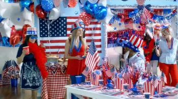 Party City TV Spot, 'Fourth of July'