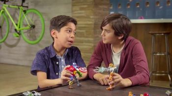Marvel Super Hero Mashers TV Spot, 'Disney XD: What's Up' Featuring Myles Perez - 15 commercial airings