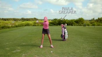 The First Tee TV Spot, 'Support The First Tee' Featuring Paula Creamer