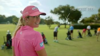 The First Tee TV Spot, 'Support The First Tee' Featuring Paula Creamer - Thumbnail 3