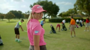 The First Tee TV Spot, 'Support The First Tee' Featuring Paula Creamer - Thumbnail 4