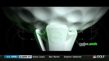 Evolve Golf Epoch Tee TV Spot, 'Radius Posts' - Thumbnail 4