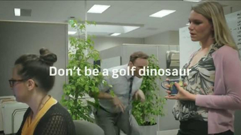 GolfNow.com TV Spot, 'Golf Dinosaur'