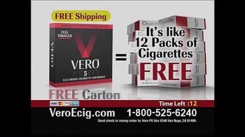 Vero E-Cig TV Spot, 'Nicotine Satisfaction' - Thumbnail 8