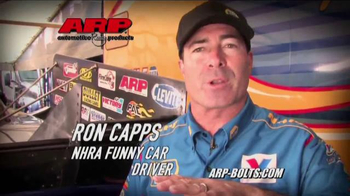 ARP Bolts TV Spot, 'Win With ARP' - 3 commercial airings