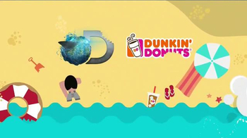 Dunkin' Donuts TV Spot, 'Discovery: Shark Week'