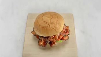 Arby's Brown Sugar Bacon BLT TV Spot, 'The BLT' - Thumbnail 4