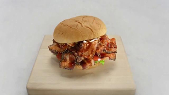 Arby's Brown Sugar Bacon BLT TV Spot, 'The BLT' - Thumbnail 5