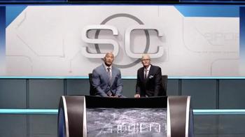 HBO TV Spot, 'Ballers Season One: SportsCenter Desk' - 2 commercial airings