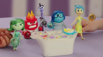 Inside Out TV Spot, 'Meet the Emotions at the Console'